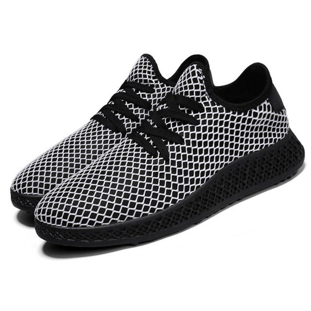 Breathable Mesh Running Shoes For Men