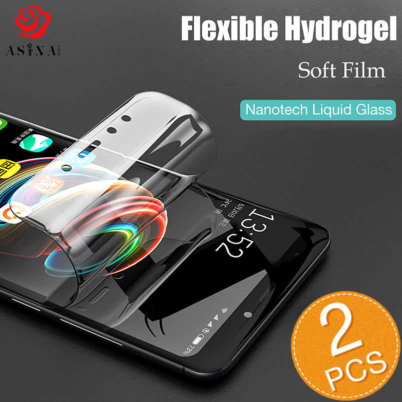 Hydrogel Film Full Coverage Screen Protector For Samsung Galaxy S7/Note8 /S9 Plus