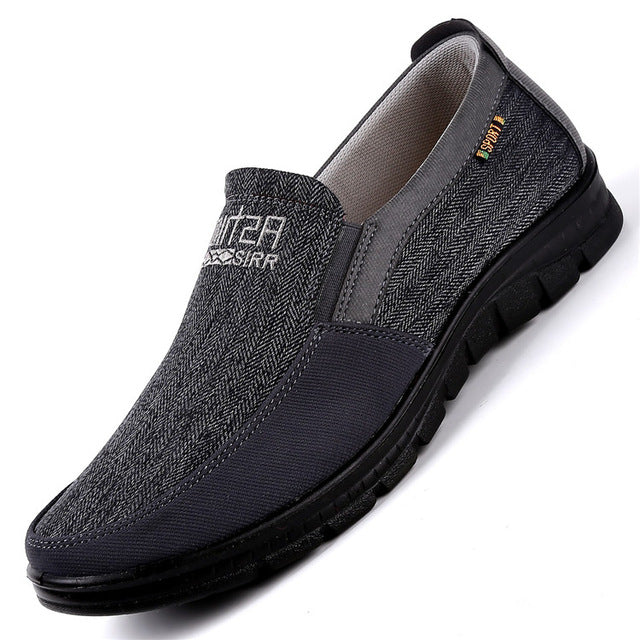 Big Size Men Soft Comfortable Canvas Casual Shoes(BUY 2PCS TO GET 10% OFF)