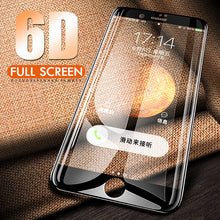 Load image into Gallery viewer, 6D Full Cover Curved Tempered Glass For iPhone 7/8/6s Plus(BUY 2PCS TO GET 15% OFF)