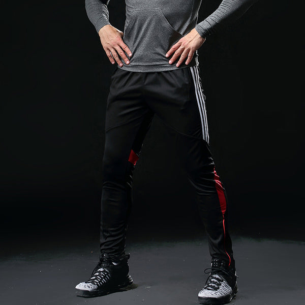 Soccer Training Pants Men With Pocket Football Trousers