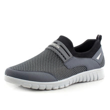 Load image into Gallery viewer, Plus Size Male Breathable Casual Slip on Shoes