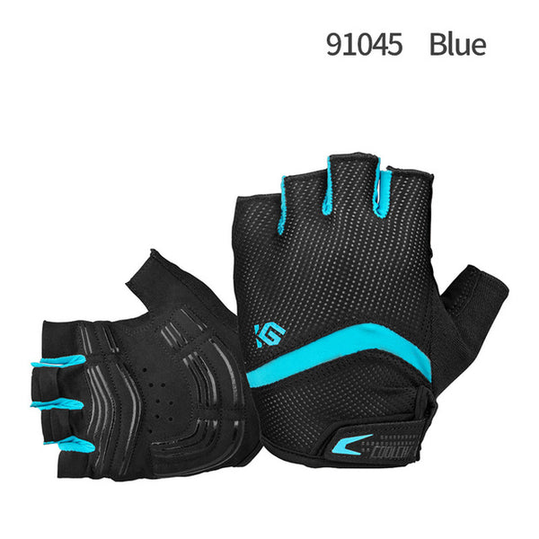 Sports Shockproof Mens Half Finger Cycling Gloves(BUY 2PCS TO GET 10% OFF)