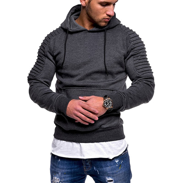 NEW 2018 Fashion Men Casual Hoodie(BUY 2PCS TO GET 10% OFF)