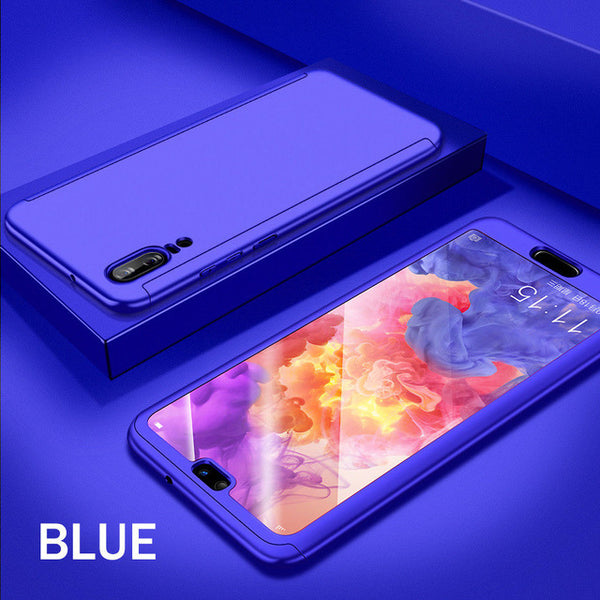 360 Degree Protection Cases For Huawei P20 Pro Lite Mate 10 P10 Lite