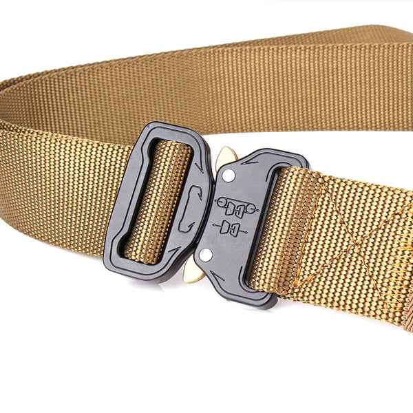 Heavy Duty Men Tactical Military Nylon Belt(BUY 2 TO GET 10% OFF)