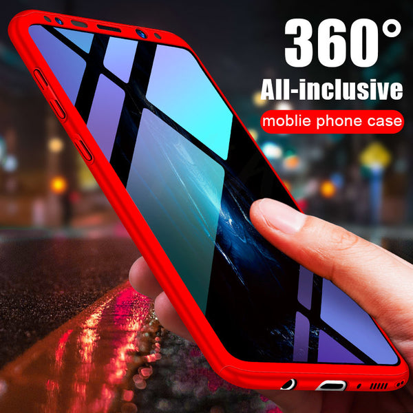 360 Full Cover Shockproof Phone Case For Samsung