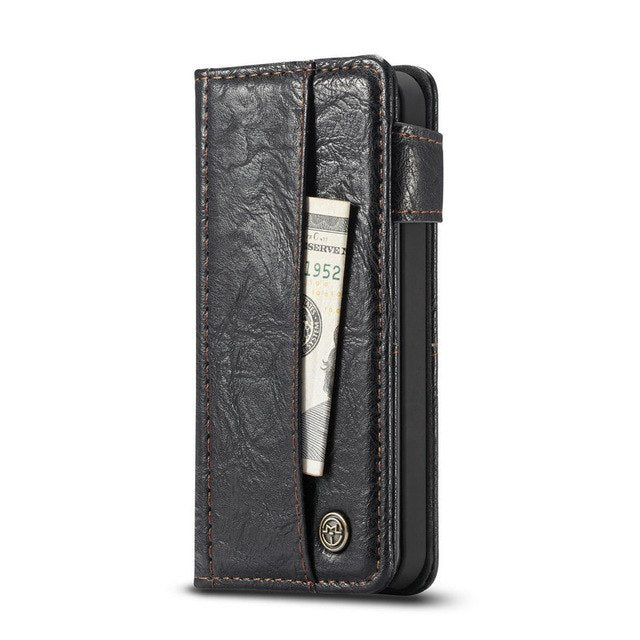 Luxury Flip Leather Wallet Case for Samsung Note 9(BUY 2PCS TO GET 10% OFF)