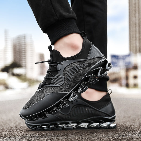 New Fashion Men Shock Absorbing Sport Shoes