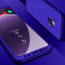 Load image into Gallery viewer, 360 Degree Shockproof Phone Case For Samsung S9/S8 Plus/S7 Edge(BUY 2 TO GET 15% OFF)