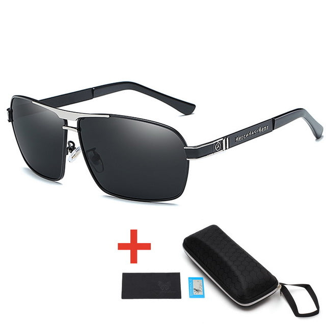 UV400 Men Fashion HD Polarized Driving Sunglasses(BUY 2PCS TO GET 10% OFF)
