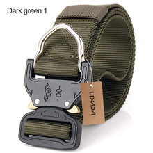 Load image into Gallery viewer, Heavy Duty Men Tactical Military Nylon Belt(BUY 2 TO GET 10% OFF)