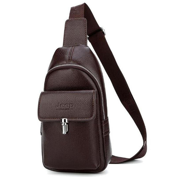 High Quality Fashion Men's Cross body Leather Bags