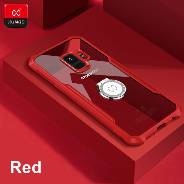 Luxury Transparent 360 Full Protective Case For Samsung S9/S9 Plus(BUY 2 TO GET 15% OFF)