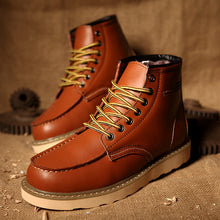 Load image into Gallery viewer, Waterproof Men High Top Warm Martin Boots(BUY 2PCS TO GET 10% OFF)