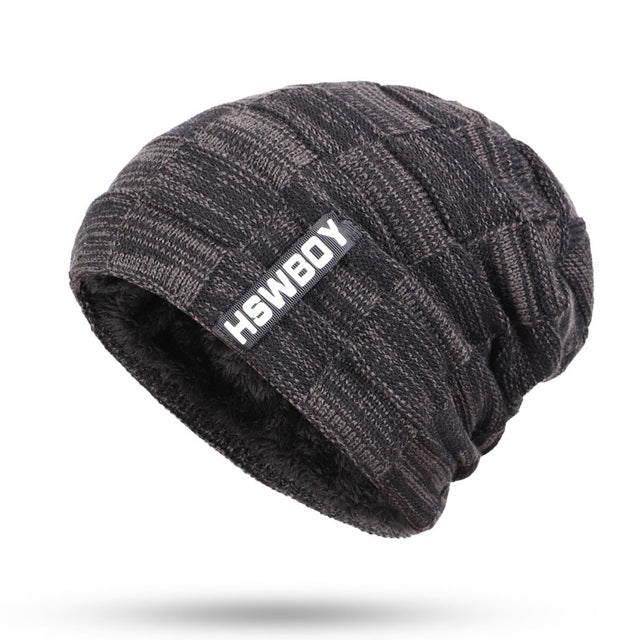 2018 New Men's Warm knitting Beanie(BUY 2 TO GET 10% OFF)