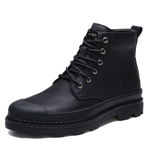 New 2018 Vintage British Men Martin Boots(BUY 2PCS TO GET 10% OFF)