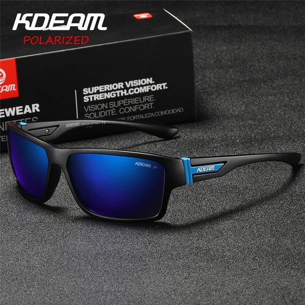 UV400 Men HD Polarized Sport Sunglasses(BUY 2PCS TO GET 10% OFF)