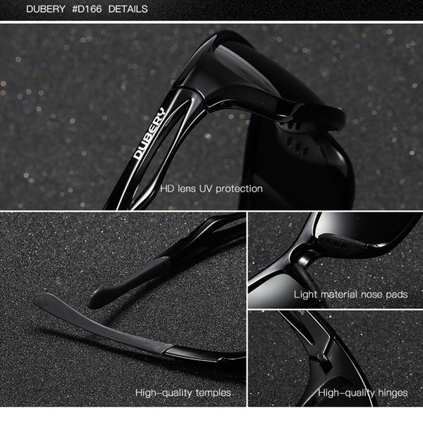 Luxury Vintage Men Mirror Polarized Sunglasses(BUY 2PCS TO GET 10% OFF)