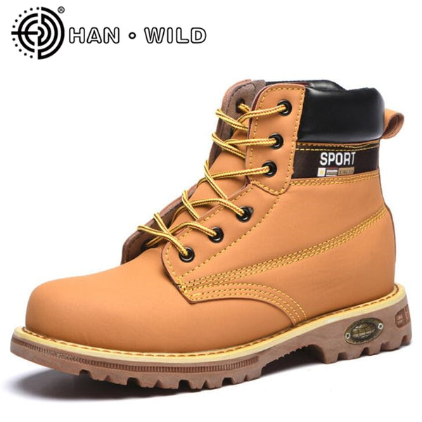 Winter Fashion Steel Toe Work Safety Boots(BUY 2 TO GET 10% OFF)