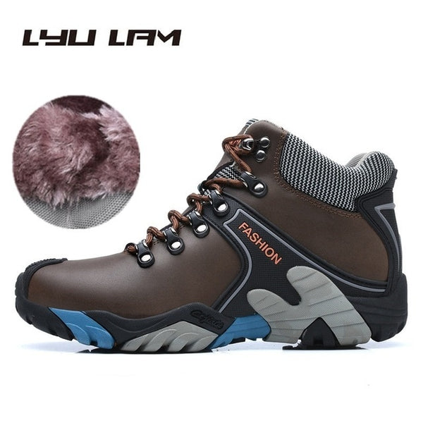 Outdoor Non-slip Men High Top Hiking Boots(BUY 2PCS TO GET 10% OFF)
