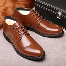 Load image into Gallery viewer, Business Men Leather Winter Warm Boots(BUY 2 TO GET 10% OFF)