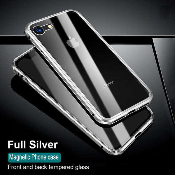 New Update Magnetic Phone Cases For iPhone X/XS Max/7/8 Plus(BUY 2 TO GET 15% OFF)