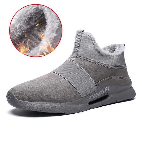 Plush Warm Men Comfortable Running Shoes(BUY 2 TO GET 10% OFF)