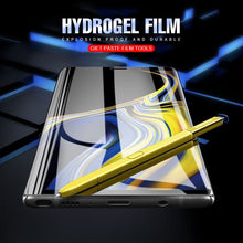 Load image into Gallery viewer, Full Cover Hydrogel Film For Samsung Note 9/8/S7 Edge/S9 Plus(BUY 2 TO GET 10% OFF)