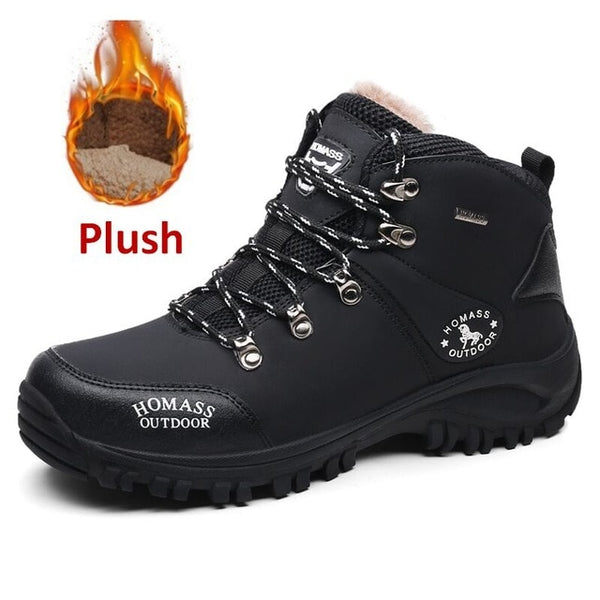 Outdoor Winter Men Waterproof Hiking Boots(BUY 2 TO GET 10% OFF)