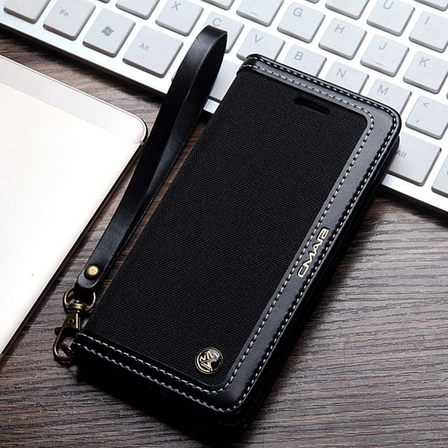 Wallet Leather Flip Case For iPhone X/XS Max/XR/7/8 Plus(BUY 2PCS TO GET 10% OFF)