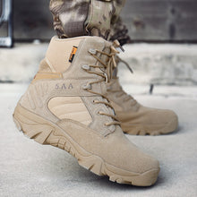 Load image into Gallery viewer, 2018 Winter Men Tactical Desert Combat Boots(BUY 2 TO GET 10% OFF)