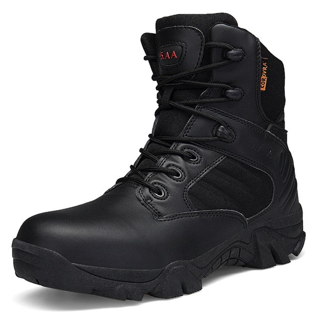 2018 Winter Men Tactical Desert Combat Boots(BUY 2 TO GET 10% OFF)