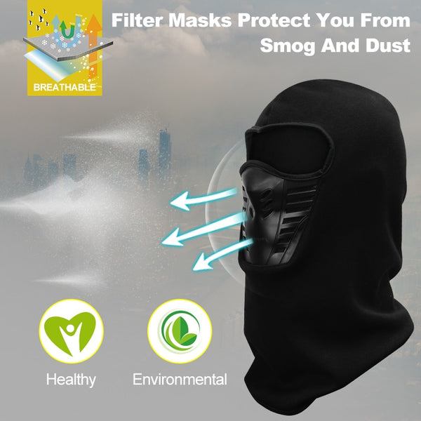 Winter Outdoor Windproof Cycling Fleece Mask(BUY 2 TO GET 10% OFF)
