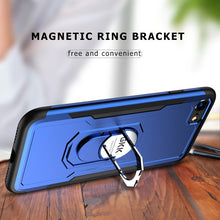 Load image into Gallery viewer, Luxury Anti-shock Magnetic Finger Ring Case for iPhoneX/6/7/8 Plus(BUY 2 TO GET 10% OFF)