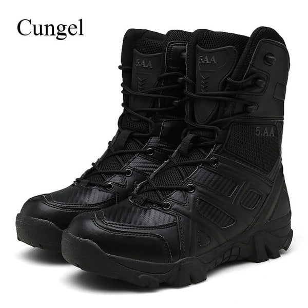 New Men Outdoor Army Combat boots(BUY 2PCS TO GET 10% OFF)