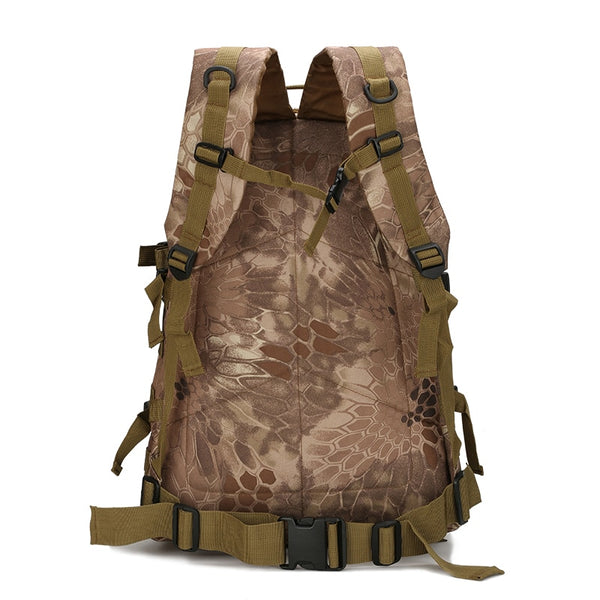 3D Military Tactical Climbing Mountaineering Backpack(BUY 2 TO GET 10% OFF)
