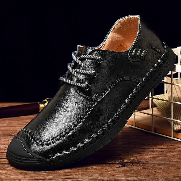 2019 Spring New Men Driving Genuine Leather Shoes(BUY 2 TO GET 10% OFF)