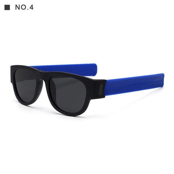 2019 New Circle Round Outdoor Fold Polarized Sunglasses(BUY 2 TO GET 10% OFF)