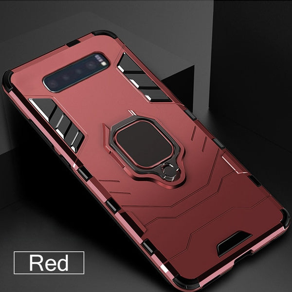 Luxury Bracket Ring Case For Samsung S8/S9/S10 PLus/A7 2018(BUY 2 TO GET 10% OFF)