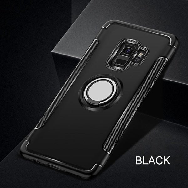 Shockproof Armor Magic Ring Case For Samsung S7 Edge/Note 9/S9/S8(BUY 2 TO GET 10% OFF)