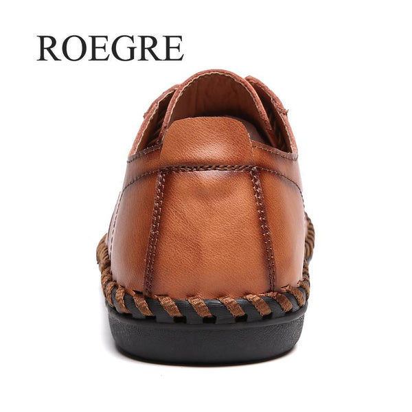 2019 New Hand Stitching Non-slip Men Casual Loafer(BUY 2 TO GET 10% OFF)