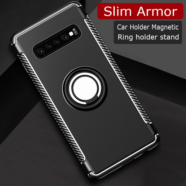Shockproof Armor Silicone Cases For Samsung S7/S8/S9 Plus/Note 8/S10(BUY 2 TO GET 10% OFF)