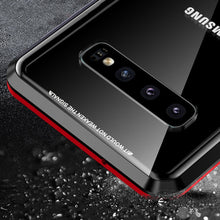 Load image into Gallery viewer, Magnetic Metal Front&Back Protective Case for Samsung S10/S9/S10 Plus(BUY 2PCS TO GET 10% OFF)