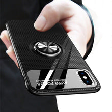Load image into Gallery viewer, Rotate Ring Car Holder Case For iPhone X/XS Max/7/8Plus(BUY 2PCS TO GET 10% OFF)