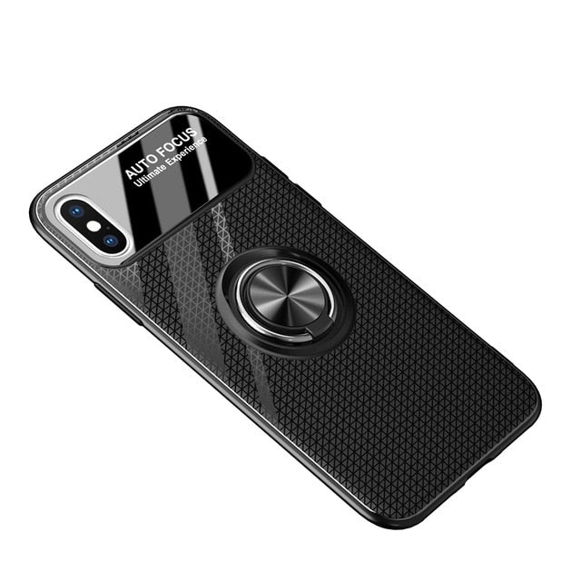 Rotate Ring Car Holder Case For iPhone X/XS Max/7/8Plus(BUY 2PCS TO GET 10% OFF)