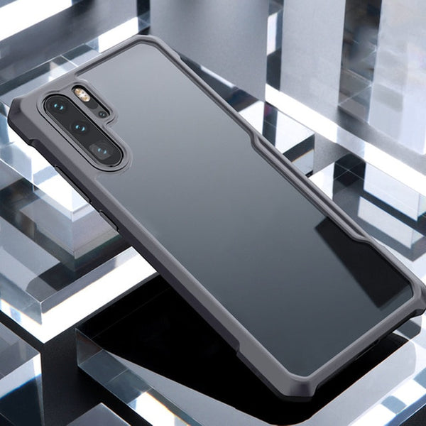 Shockproof Soft TPU Silicone Case For Huawei P20 P20 Pro P30 Lite(BUY 2 TO GET 10% OFF)