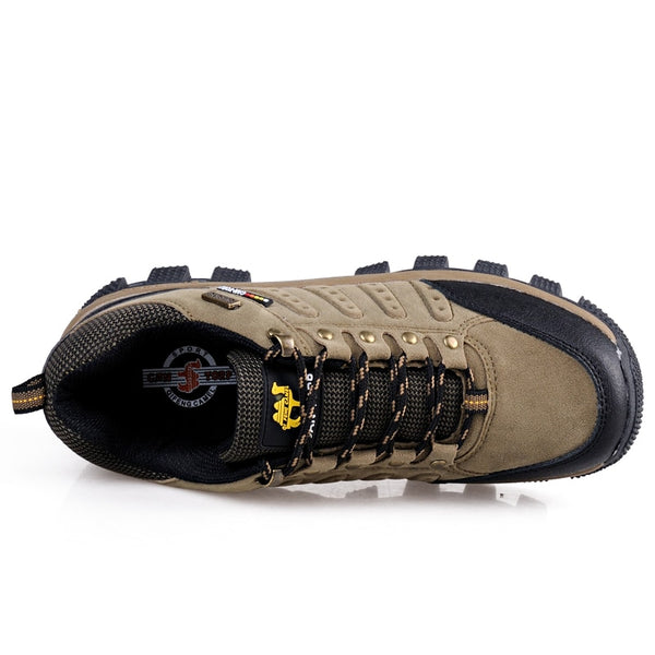 Outdoors Waterproof Men's Military Tactical Hiking Shoes