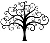 Jewellery tree of life Symbol