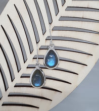 Teardrop Colour Change Earrings